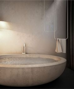 Interior Exterior, Bathroom Interior Design, Interior Architecture, Bathroom Designs, Soaking Bathtubs, Rustic Interiors, Interiores Design, Home Deco, House Design
