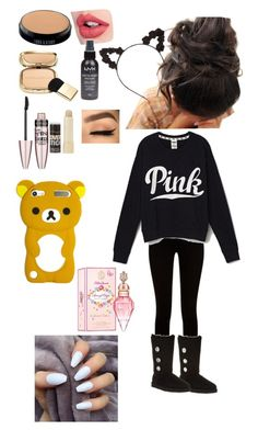 """""""Comfy today"""" by beyoncashadoan ❤ liked on Polyvore"""
