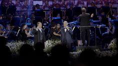 Joseph Calleja & Andrea Bocelli - Nessun Dorma - Malta 2017