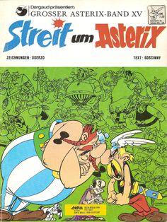 Streit um Asterix von René Goscinny | LibraryThing