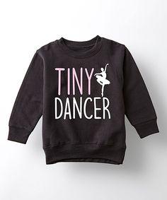 Vinyl Shirts, Custom Shirts, Toddler Dance Clothes, Dance Shirts, Tiny Dancer, Dance Outfits, Girl Outfits, Shirts For Girls, Crew Neck Sweatshirt