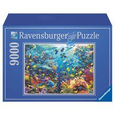 Ravensburger Underwater Paradise Puzzle - 9000 Pieces