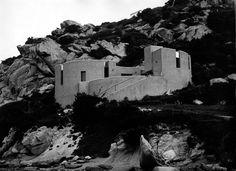 Cini Boeri Architetti, Paolo Rosselli · Holiday House on the Maddalena Island