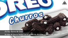 ¡Ya hay churros de Oreo! | Noticias al Momento