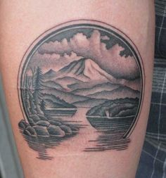 Landscape tattoos are a relatively new concept. Let me rephrase that. Quality color landscape tattoos are a relatively new concept. Why is this you ask? It all boils down to a combination of two factors. First of all, the development of higher quality inks with vibrant colors provided artists with the tools they needed to execute works with greater detail and broader color schemes. Previous limitations due to ink quality and color availability were now things of the past. This coupled with…