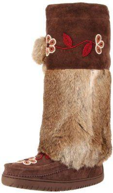 Manitobah Mukluks: Women's Tall Suede Metis Vibram Boot