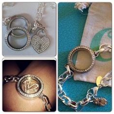 Go to tash.origamiowl.com to order the new Link Locket Bracelet!
