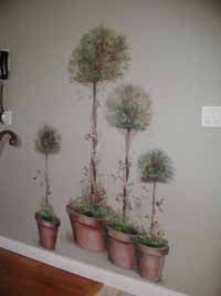 topiary paintings - Google Search