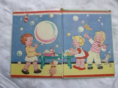 Lucie Attwell's Annual 1956 Hardback children's annual English | eBay
