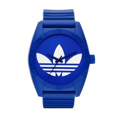 Shop for Adidas Men's Santiago Black Silicone Quartz Watch. Get free delivery On EVERYTHING* Overstock - Your Online Watches Store! Men's Watches, Sport Watches, Watches For Men, Jewelry Watches, Retro Watches, Jewelry Box, Analog Watches, Trendy Watches, Popular Watches