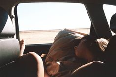 One of Joe's many pictures of Rachel sleeping.