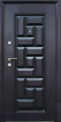 Main Entrance Door Design, Wooden Front Door Design, Wooden Front Doors, Entrance Doors, Wood Doors, Steel Doors, Single Door Design, Home Door Design, Door Gate Design
