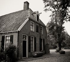 Dutch farmhouse