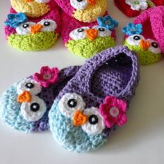 YOUTH Owl Ballet Style Slippers -- Custom Made to Order House Shoes