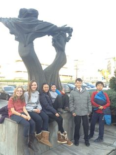 Students research trip to Kramare hospital to find out what they need for the therapy play room