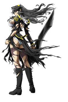 Satellizer L. Bridget Render By ShardRaldevius On DeviantArt - - png Manhwa, Otaku, Blue Anime, Kawaii Girl, Me Me Me Anime, Black N Yellow, Anime Art, Blues