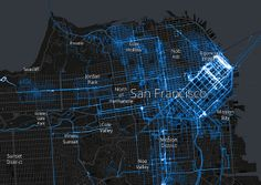 MAPBOX   Data visualization on maps.  THE best UX I've seen in a while