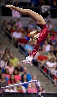 Nastia Liukin HD Gymnastics Photos - Ryana O. Gymnastics Quotes, Gymnastics Pictures, Sport Gymnastics, Olympic Gymnastics, Olympic Games, Gymnastics Things, Tumbling Gymnastics, Cheerleading Quotes, Cheer Quotes