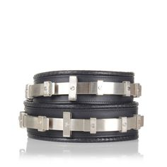 Dsquared2 Women Leather Belt with Applications - Spence Outlet