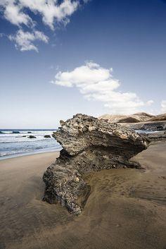 Playa de Garcey.  Sin noticias del SS American Star V