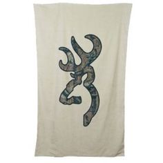 oversized browning buckmark beach towel. So getting this for the summer! :)