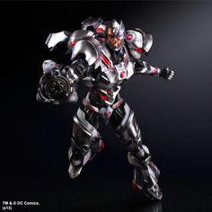 Play Arts Kai Cyborg 2
