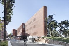 Gallery of Central Canteen of Tsinghua University / SUP Atelier + School of Architecture Tsinghua University - 1