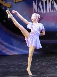 Chloe from Dance Moms!
