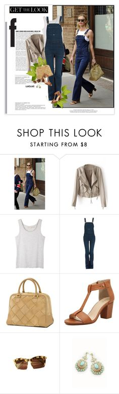 """Get the Lock: Kate Bosworth"" by svijetlana ❤ liked on Polyvore featuring Frame Denim, Loewe, Louis Vuitton, GetTheLook and katebosworth"