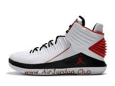 Air Jordan XXXII Blanc/Rouge AA1253_011 Chaussures Air Jordan 32 Pour Homme - 1710130791 - Bienvenue Parcourez le site pour découvrir les Jordan Officiel. Chopez les dernières version Air Jordan,Trouvez des Jordan Jumpman Officiel chaussures de basket-ball et Pour Homme Femme Et Enfant
