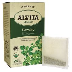 Alvita Tea Parsley | 24 Bags
