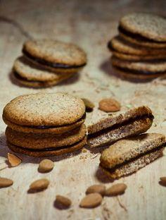 Bezlepkové recepty: Chrumkavé modľové keksíky - KAMzaKRÁSOU.sk