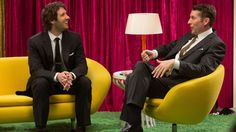 "Comedy Bang! Bang!: ""Josh Groban Wears A Suit And Striped Socks"""