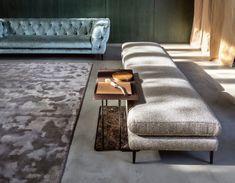 Nicoline – купить мебель итальянской фабрики Nicoline из Италии по низким ценам в PALISSANDRE.ru Living Room Sofa, Leather Sofa, Ottoman, Chair, Furniture, Home Decor, Decoration Home, Room Decor, Leather Sofas