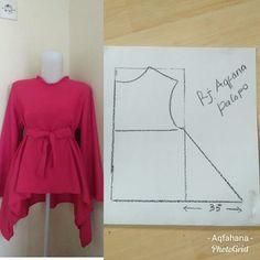 Sewing Clothes Diy Dress Shirts 22 New Ideas Sewing Dress, Dress Sewing Patterns, Diy Dress, Blouse Patterns, Sewing Patterns Free, Clothing Patterns, Blouse Designs, Sewing Diy, Pattern Sewing
