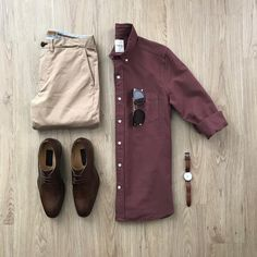 Guide To Business Casual For Men – Men's style, accessories, mens fashion trends 2020 Business Casual Attire For Men, Men's Business Outfits, Business Formal, Professional Attire, Business Fashion, Casual Shirts For Men, Set Fashion, Mens Fashion Blog, Fashion Photo