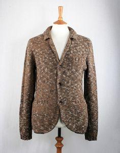 Örgü blazer - UNIFORMS | Hipnottis  Daha fazlası:  http://www.hipnottis.com/tasarim-ceket/uniforms-orgu-blazer