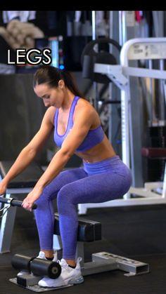 Legs Workout | Gym Exercises