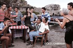 Dolce & Gabbana -Advertising Campaign - Spring Summer 2013