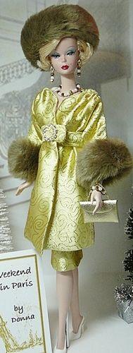 Weekend in Paris Barbie-fabulous outfit