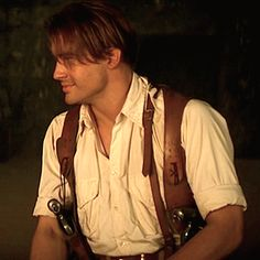 Brendan Fraser as Rick in The Mummy Couple Halloween Costumes For Adults, Mummy Costumes, Woman Costumes, Couple Costumes, Pirate Costumes, Group Costumes, Adult Costumes, Mummy Movie, I Movie