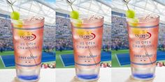 The Grey Goose and Chambord-filled Honey Deuce has been the event's trademark drink for 12 years running. Most Popular Drinks, Open Recipe, Grey Goose, Us Open, Town And Country, Summer Drinks, Beverages, Cocktails, Honey