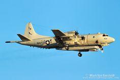 "P-3C,  VP-1 ""The Screaming Eagles"""