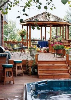 Style Decor: Decorating Gallery: Outdoor Living