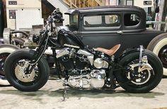 Harley Davidson News – Harley Davidson Bike Pics Softail Bobber, Bobber Bikes, Harley Bobber, Harley Softail, Bobber Motorcycle, Bobber Chopper, Motorcycle Style, Harley Bikes, Vintage Motorcycles
