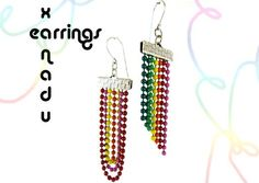 Another Collection of Easy Chain Jewelry Tutorials ~ The Beading ...