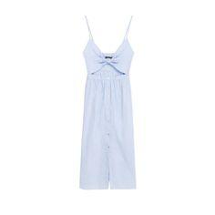 Zara Studio Poplin Dress