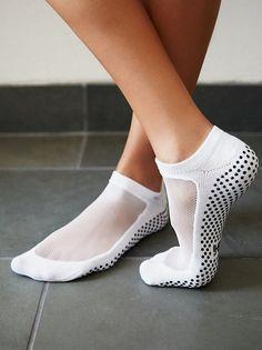 Keep It Cool Yoga Sock