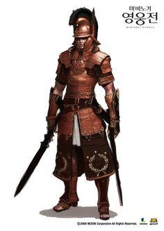 MabinogiHeroes Armor