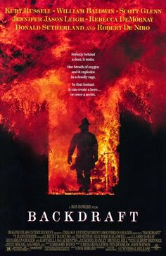 """RECOMMENDED! """"Backdraft"""" (1991)   Jerry's Hollywoodland Amusement And Trailer Park"""